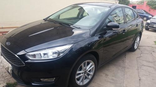 ford focus iii 1.6 sedan s