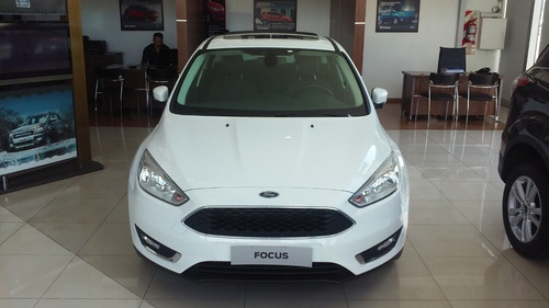 ford focus iii 2.0 se plus at6 0km 2018