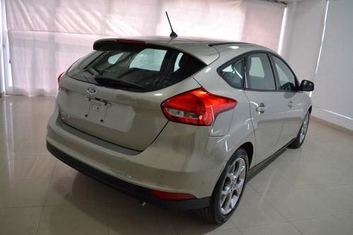ford focus iii 2.0 se plus mt 5 puertas 2018 0km / forcam lp