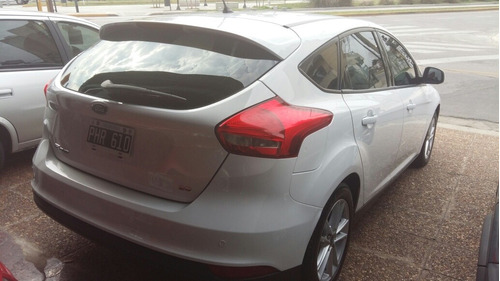 ford focus iii 2.0 sedan se 2015