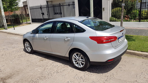 ford focus iii 2.0 sedan se mt 2018 impecable oportunidad!!