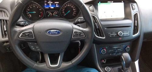 ford focus iii 2.0 sedan se plus at6 2017