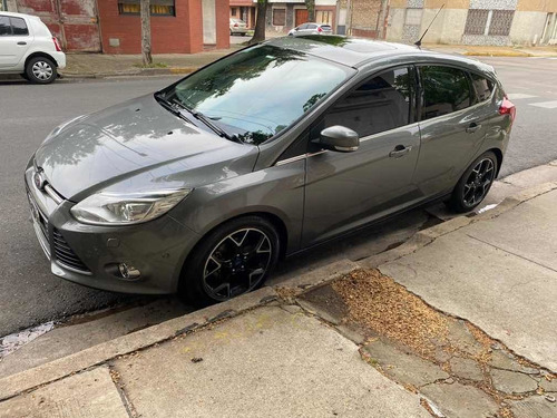ford focus iii 2.0 sedan titanium at6 2013