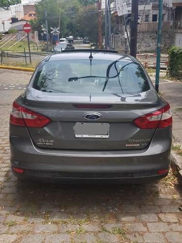 ford focus iii 2.0 sedan titanium at6 2014