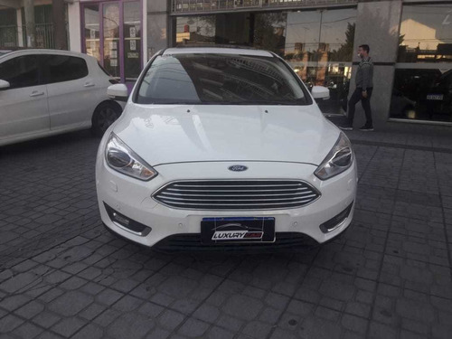 ford focus iii 2.0 titanium at6 2017 anticipo y cuotas