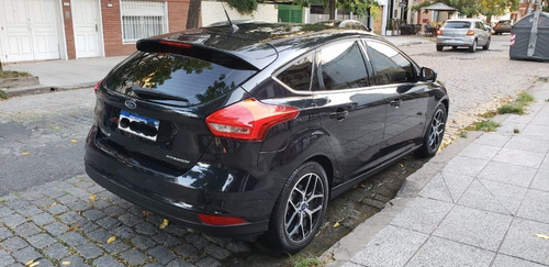 ford focus iii 2.0 titanium hatchback