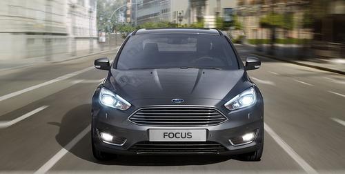 ford focus iii 2.0 titanium mt