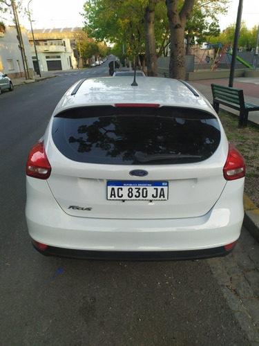 ford focus iii 5pts 1.6 s 2018