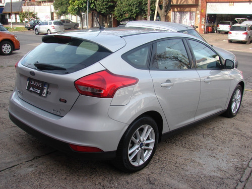 ford focus iii se 5 ptas año 2016 impecable!!