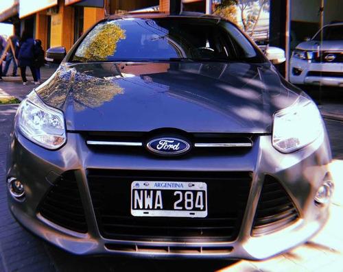 ford focus iii se plus 2.0 5p. 2014 full 65.000 km, cuero.