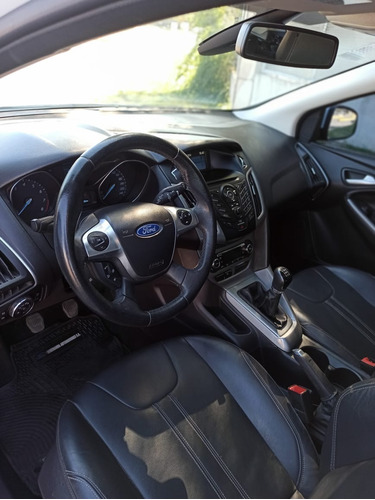 ford focus iii se plus 2014 impecable, 96000km como nuevo