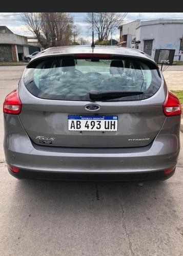 ford focus iii titanium automático