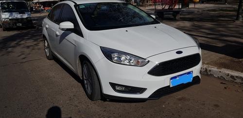 ford focus ill 2.0 sedan se at6  año 2017