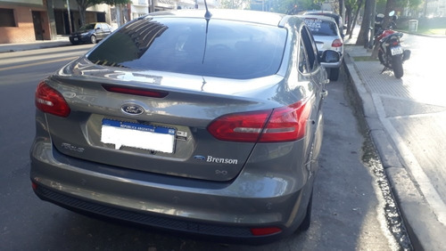 ford focus ill se plus at powershift año 2016 version 2017