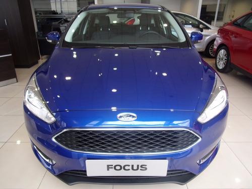 ford focus kinetic se plus at motor 2.0 0km  autoandina