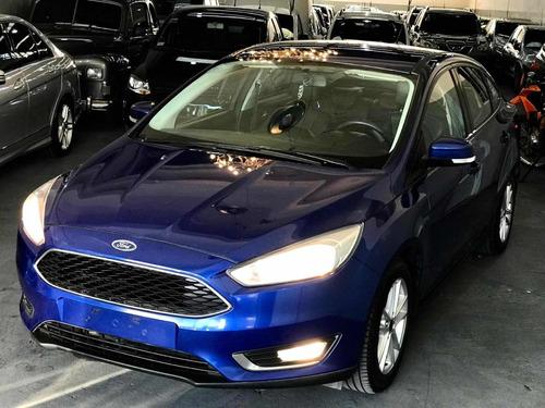 ford focus l/18 2.0n 4ptas full-ful linea nueva , anticipo $