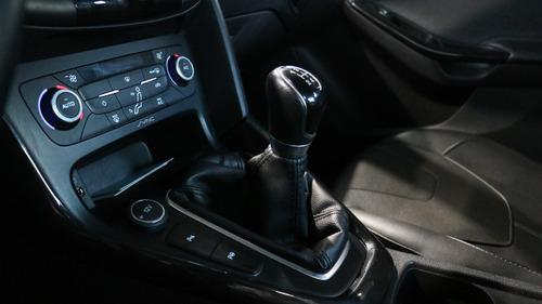 ford focus lll 2.0 sedan titanium mt - 43767- c
