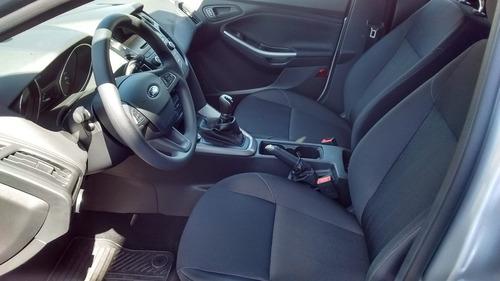 ford focus motor 1.6 s 2018 0km 5 puertas nafta