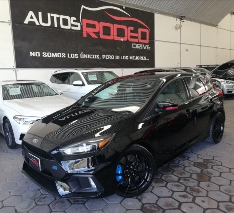 ford focus rs 2016 tm6