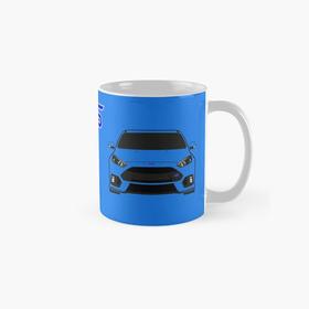 Ford Focus Rs Tazas