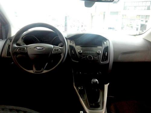 ford focus s 0 km 2018 5 puertas