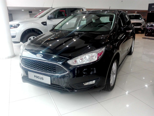 ford focus s 1.6  2018