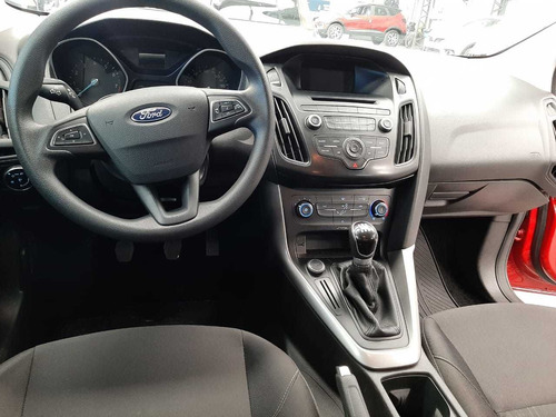 ford focus s 1.6 4 puertas ab063