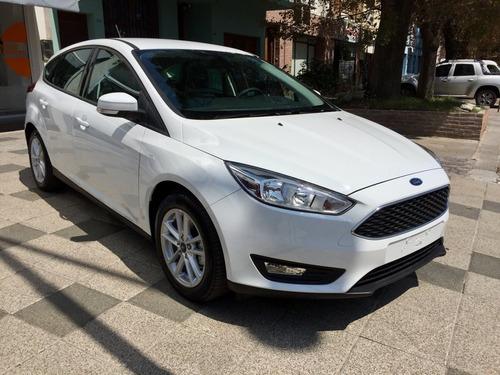 ford focus s  1.6  5 puertas  0 km 2019 as1