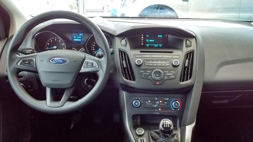 ford focus s 1.6 5 puertas 0km 2018