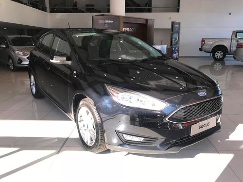 ford focus s 1.6 5 puertas manual nafta 2018 1