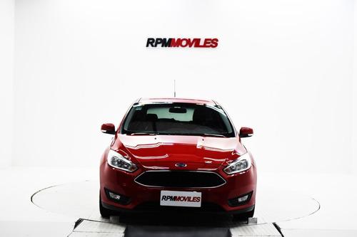 ford focus s 1.6 5p manual 2016 rpm showroom