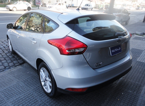 ford focus s 1.6 nafta manual 5 ptas. 2016 km 22000 nuevo !!