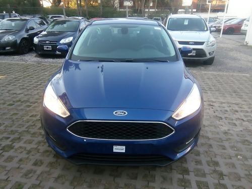 ford focus s 1.6 sigma 5 puertas 125hp 2017 is