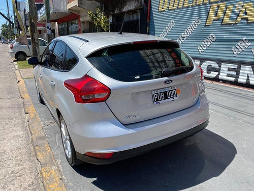 ford focus s / 2016 + 54.000kms / impecable / unico dueño !