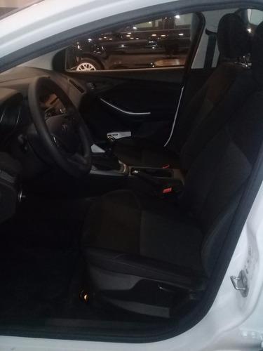 ford focus s 5 puertas nafta motor 1.6 0km 2018