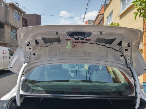ford focus s automático 2013 blanco aperlado, excelente