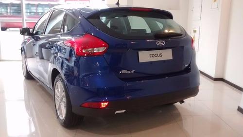 ford focus se 2.0 0km 2017 pb