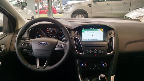 ford focus se 2.0 5p 0km 2017 entrega inmediata lc