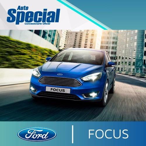 ford focus se 2.0 5p ds5 contado + financiación