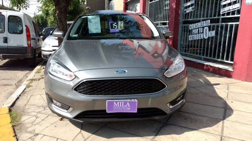 ford focus se 2.0 at ***impecable***