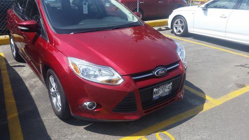 ford focus se 2013 unico dueño