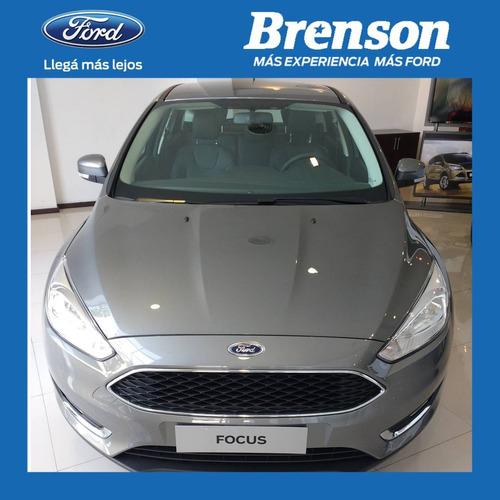 ford focus se - 5 puertas - 0km 2017