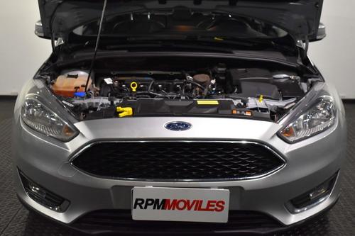 ford focus se 5p 2.0 nafta manual 2016 rpm moviles