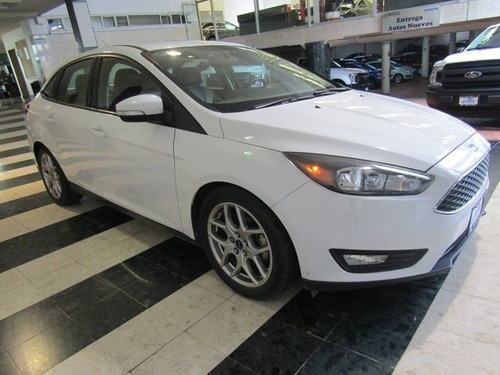 ford focus  se appearance - 4pts 2015 seminuevos