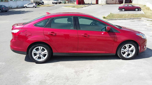 ford focus se aut a/c 2012 fact. seminuev original t/ pagado