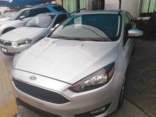 ford focus  se luxury - 4pts mt 2016