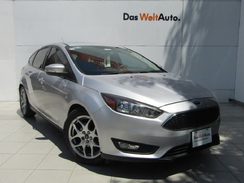 ford focus se luxury ta 89 d