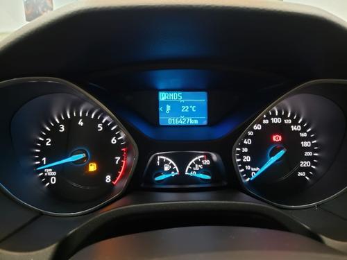 ford focus se plus 2.0 powershift 2018 16.000kms