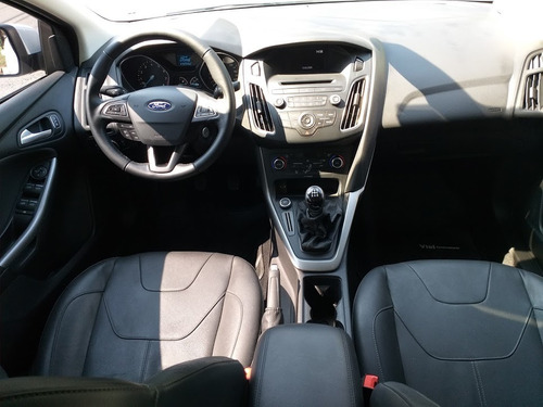 ford focus se plus 4 ptas  m/t  2015 gpdevoto
