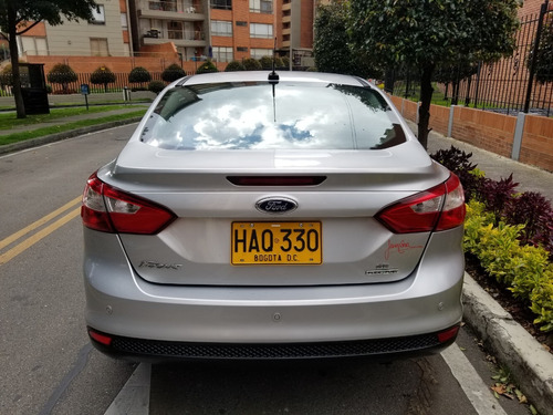 ford focus se solo 52.500 kms